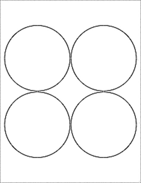 Download Label Templates Ol7425 3 9375 Quot Circle Labels Microsoft Word Template 3 Inch Circle Label Template