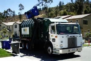 Garbage Truck by Wm Waste Management Garbage Trucks