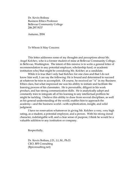 Pitzer College Letter Of Recommendation professional college admission writing recommendation letter