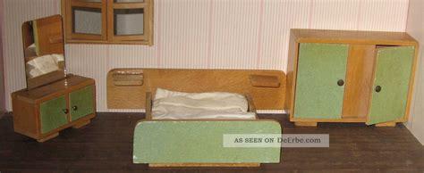 schlafzimmer 50er jahre konvolut 50er jahre m 246 bel puppenstube puppenhaus