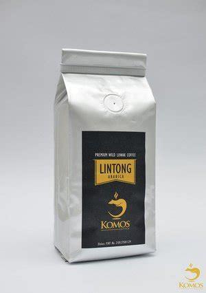 Lintong Coffee Arabica Coffee luwak lintong gourmet coffee 100 arabica aceh sumatra