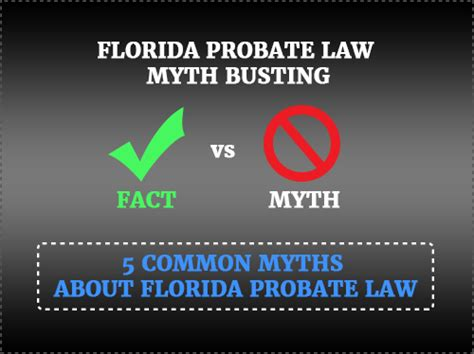 Florida Probate Search 5 Common Myths About Florida Probate Weprobateflorida