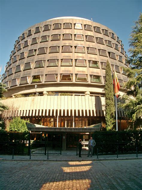 Court File Search File Constitutional Court Of Justice Spain Jpg Wikimedia Commons