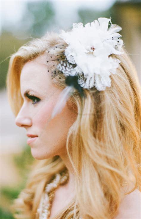 wedding hair accessories black black and white bridal accessories black and white flower