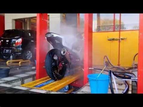 Mesin Cuci Motor Otomatis inilah mesin cuci mobil otomatis