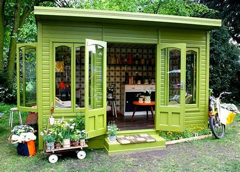 she shack she sheds are the man caves for woman purewow