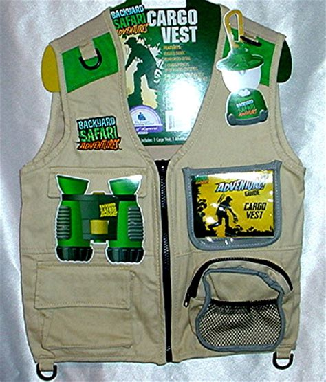 Backyard Safari Cargo Vest by Backyard Safari Cargo Vest Uk Outdoor Furniture Design