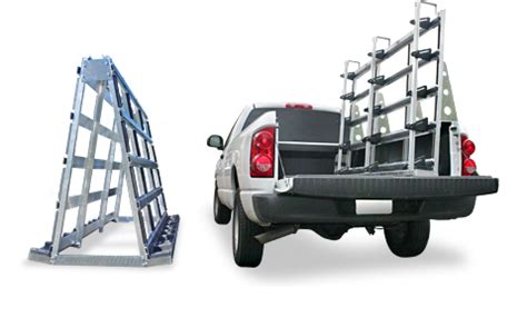 best glass racks for vans, pick ups, trucks and trailers