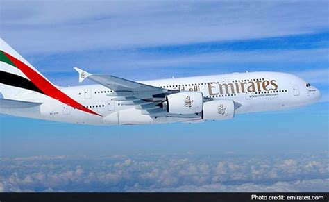 Emirates A380 Makes Emergency Landing In Colombo