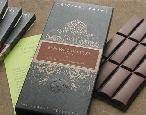 Original Chocolate delicious design 20 delectable chocolate packaging designs