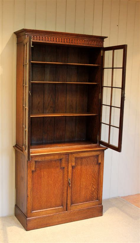 Golden Cabinet by Golden Oak Cabinet Bookcase Antiques Atlas