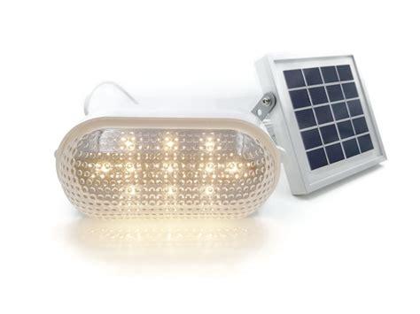 Rize Solar Industrial Light 120x Warm White Led Industrial Solar Lighting