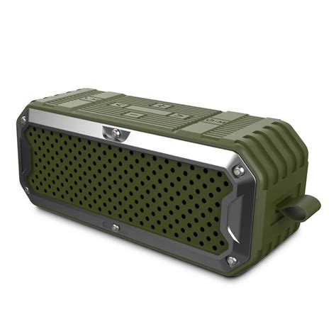 Powerbank Bass Bluetooth Speaker 4000 Mah new arriva loutdoor waterproof ip65 zealot s6 bluetooth speaker portable subwoofer bass speakers