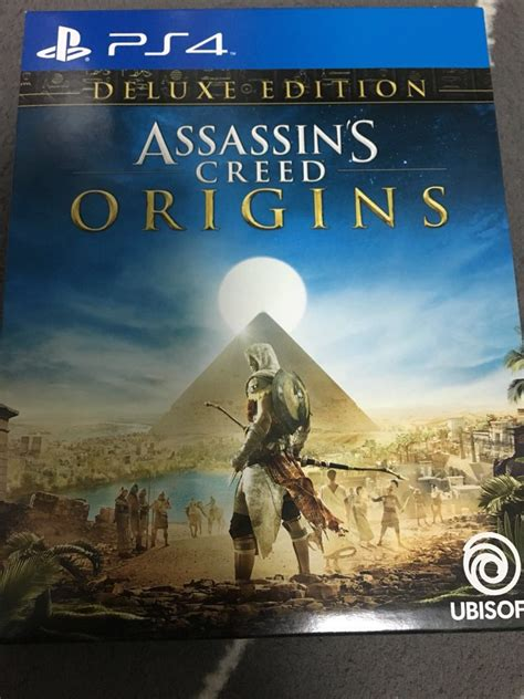 Ps4 Assassin S Creed Origins Deluxe Edition Asia ps4 assassin s creed origins deluxe edition toys
