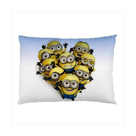 despicable me pillow on stuff