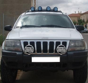 jeep wj roof lights roof lights ebay special grand