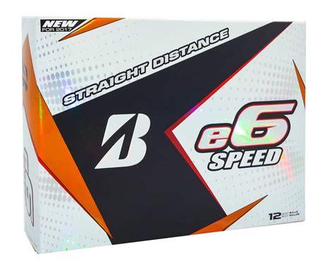 bridgestone e6 swing speed first look bridgestone e6 soft and e6 speed golf balls