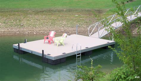 boat swim platform bumpers flotation systems boat dock pier and platform gallery