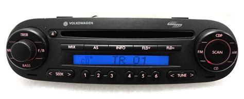 Vw Beetle Mp3 Player Questionable Brand Partnership Looking Player by Oem Factory Original Car Audio Radio Stereo Dvd Player