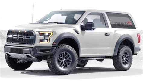 ford bronco 2017 raptor 2018 ford bronco raptor rumors ford trend