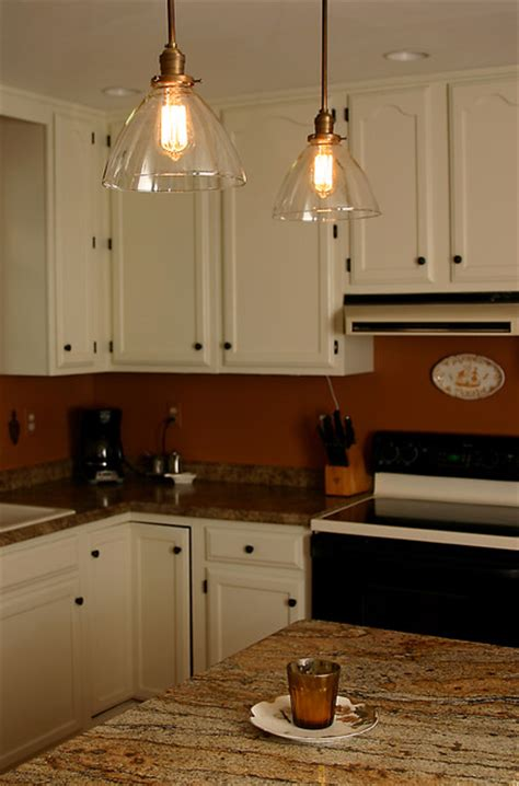 Houzz Kitchen Pendant Lighting All Products Kitchen Kitchen Cabinet Lighting Pendant Lighting Edison Bulb Pendant