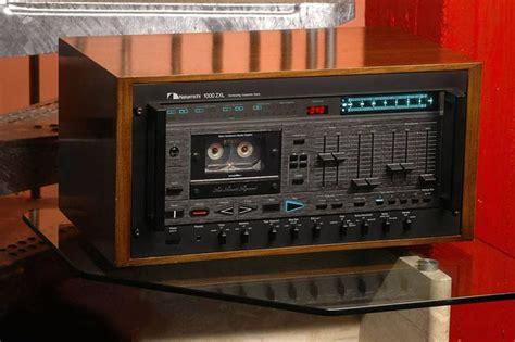 nakamichi 1000 cassette deck nakamichi 1000 zxl cassette deck vintage audio