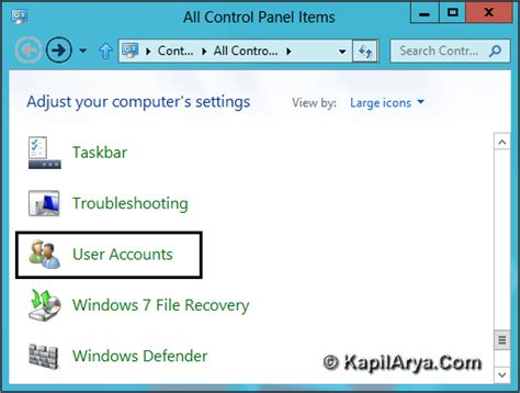 reset windows 8 password without disk how to create password reset disk for windows 8
