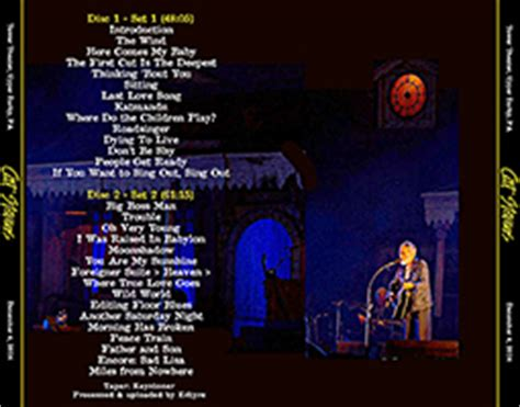 Cd Yusuf Islam The Best Of Footsteps In The Light roio 187 archive 187 yusuf islam cat darby pa 2014