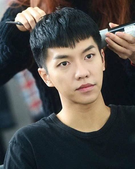 lee seung gi korean odyssey hairstyle always make my heart flutter leeseungi seunggi