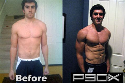 gaining mass with p90x get ripped at home