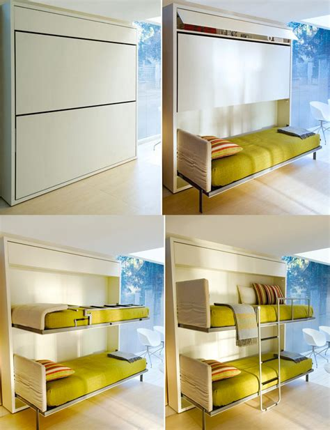 multipurpose bedroom furniture for small spaces space saving bed