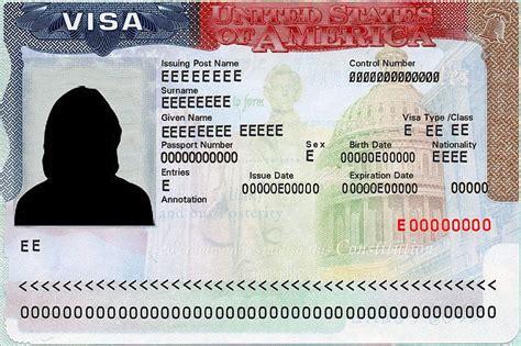 visto di soggiorno visa e permessi di soggiorno per gli stati uniti