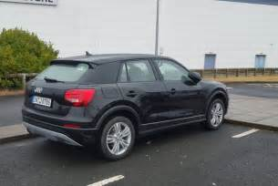 Custom Leather Upholstery First Audi Q2 Spotted In The Uk 3 Spy Shots