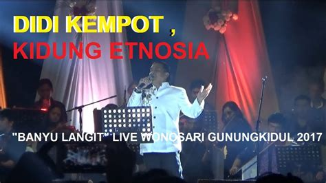 download lagu mp3 didi kempot omprengan download lagu didi kempot kidung etnosia banyu langit live
