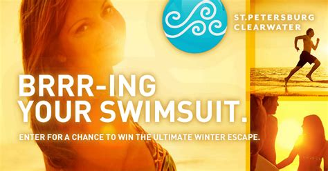 Visit St Pete Clearwater Sweepstakes - win the ultimate winter escape to st pete clearwater michael w travels
