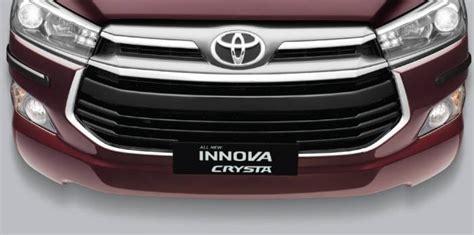 Radiator Toyota Innova Reborn 1 toyota innova crysta 2 4 gx mt 8 seater price features