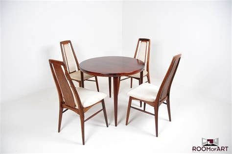 Set Of 4 Dining Room Chairs by Set Of 4 Dining Chairs By Niels Kofoed Room Of