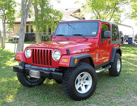 Stock Jeep Wrangler History Of The Jeep Wrangler Jeep Wrangler Parts