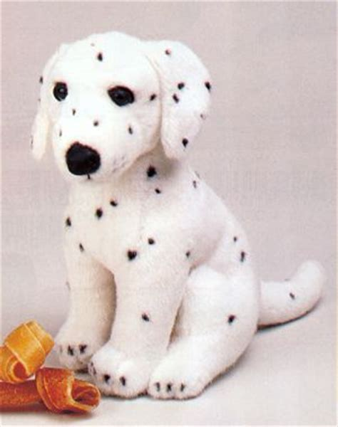 stuffed dalmatian puppy plush stuffed dalmatian chock of charisma