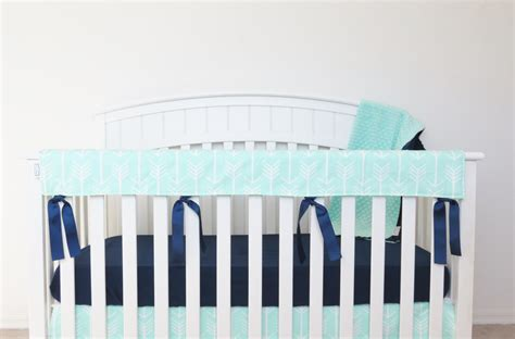Teething Guard For Crib Rail by Crib Teething Rail Guard Rails Arrow Crib Teething
