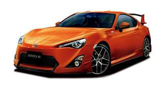 Toyota Gt86 Parts Toyota Offers Gt 86 With A Choice Of Aero Kits In Japan