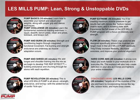 the trend les mills