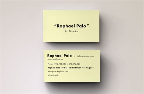 Filmmaker Business Card Template by 16 Business Card Template Photoshop Offers For Creative