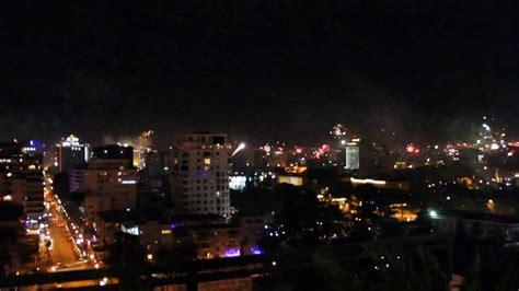 new year 2014 tirana albania impressive fireworks