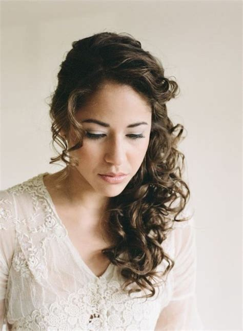 Wedding Hairstyles Curls by Untamed Tresses Naturally Curly Wedding Hairstyles