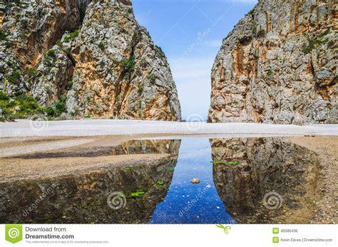 spanish nature of photographs 0714865702 beautiful nature of mallorca stock photo image of europe cliffs 46586436
