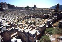 terra chat sala badajoz xanthos xanto turkey theatres hitheatres stadiums