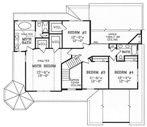 653684 3 bedroom 2 5 bath southern house plan with wrap 2 story house plans with wrap around porch numberedtype
