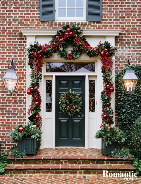 decorations for homes opulent christmas decor traditional home romantic homes