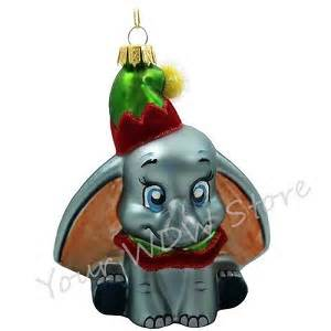 your wdw store disney christmas ornament blown glass